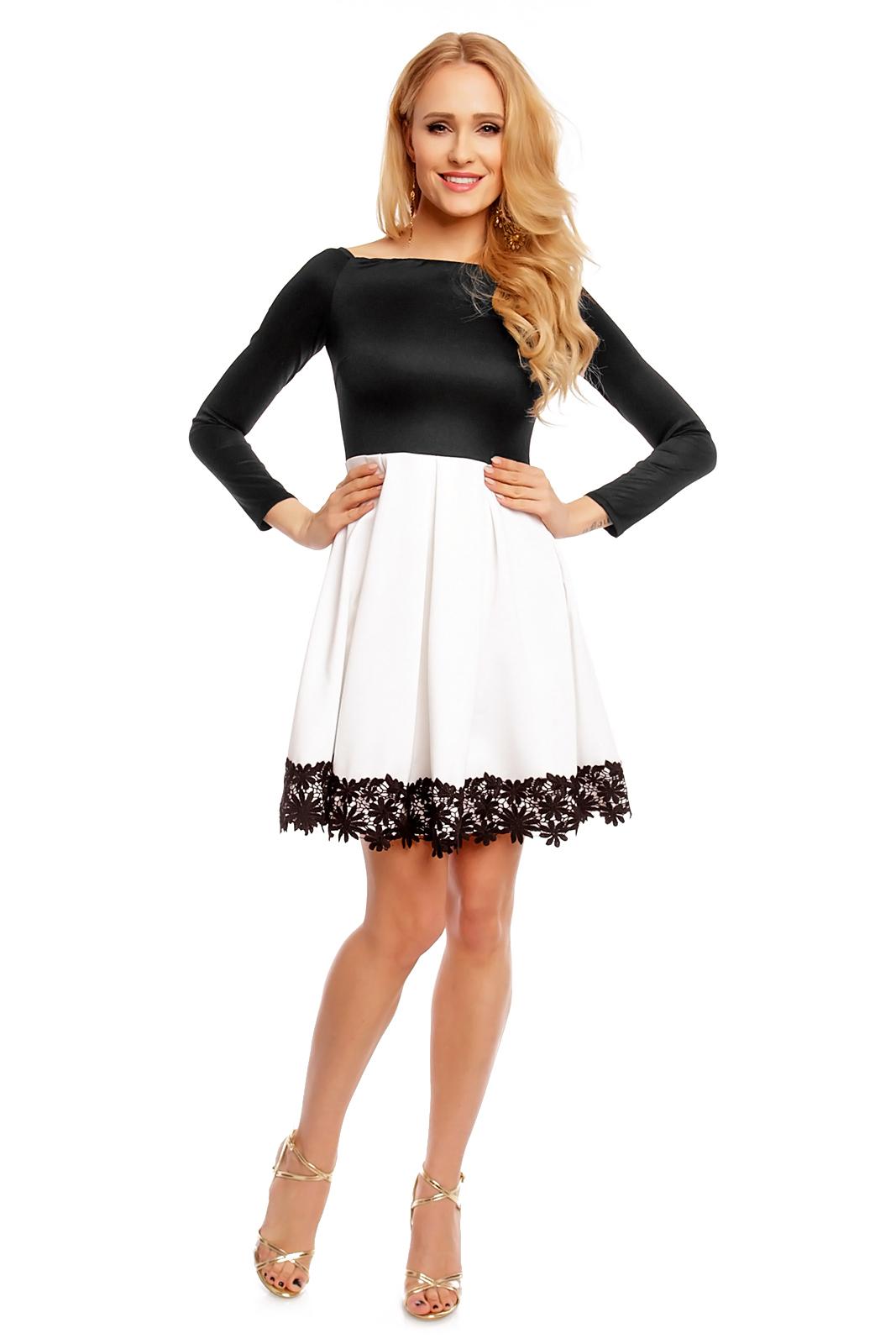 letné krátke šaty